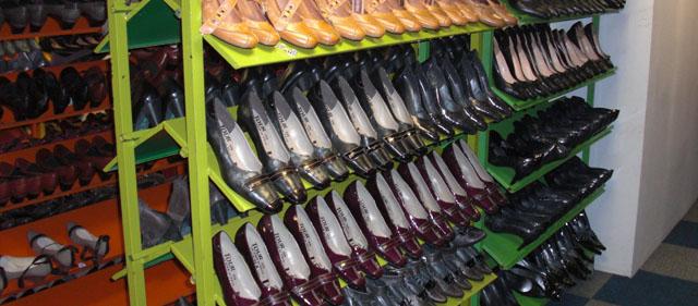 Des chaussures femme
